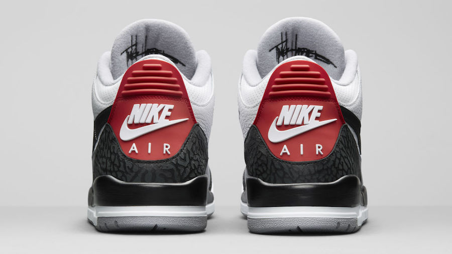 Air Jordan 3 Tinker Fire Red AQ3835-160 Release Details