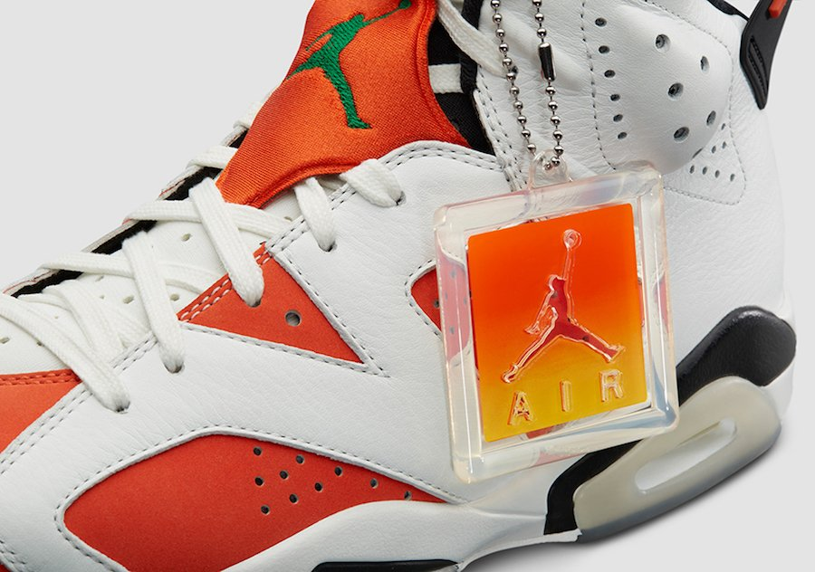 Air Jordan 6 Gatorade Be Like Mike Release Date