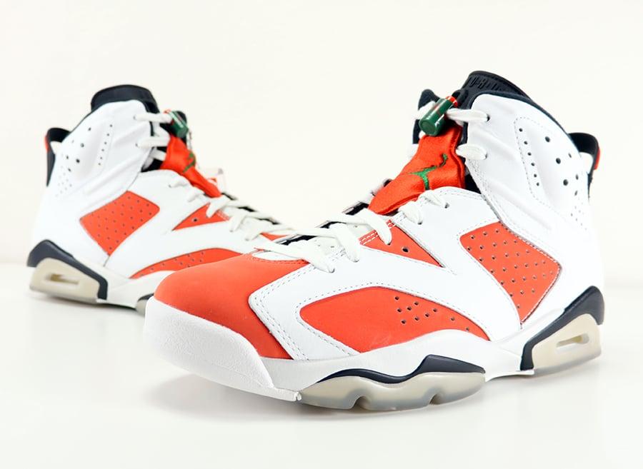 Air Jordan 6 Gatorade Like Mike Review
