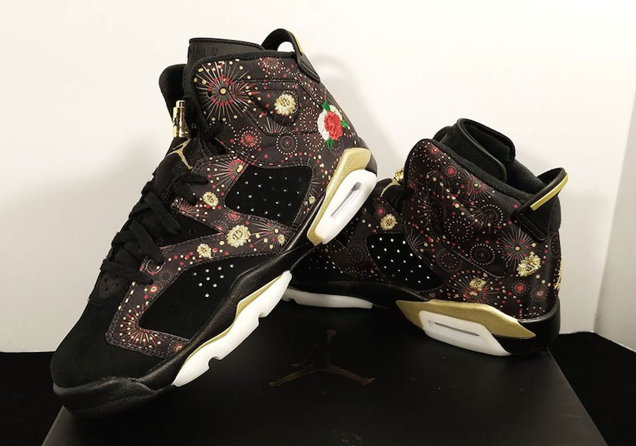 Air Jordan 6 CNY Chinese New Year Release Date  3a0d8a8b5