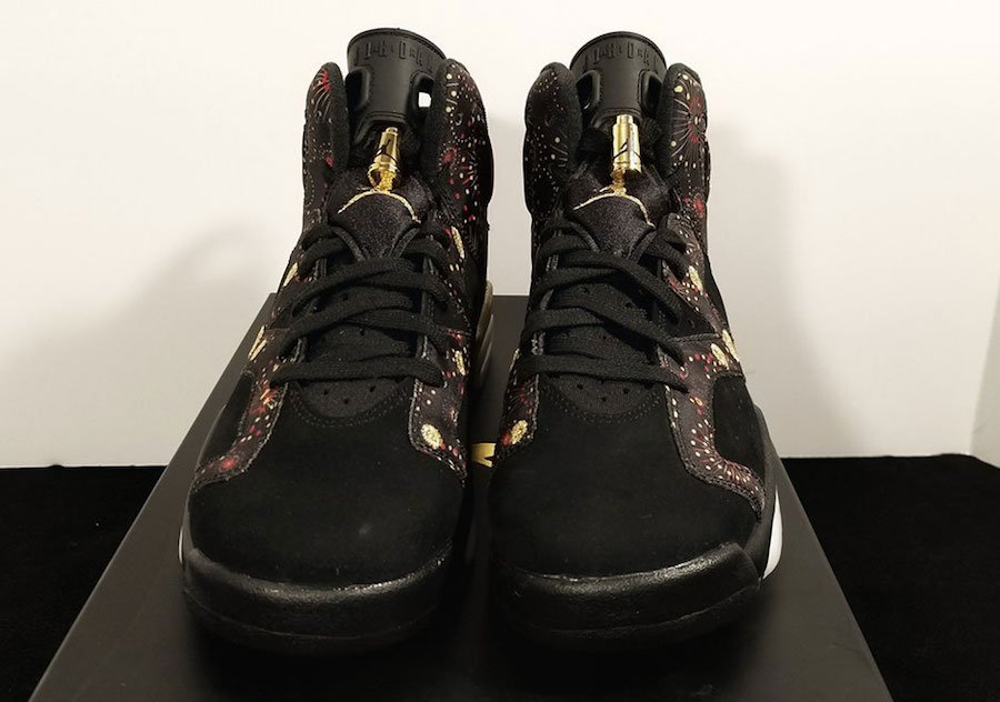 Air Jordan 6 GS Chinese New Year AA2495-021