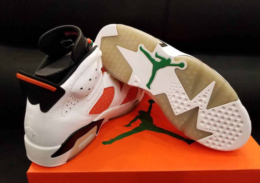 newest dbe8b 2ed34 Air Jordan 6 Gatorade Be Like Mike Release Date | SneakerFiles