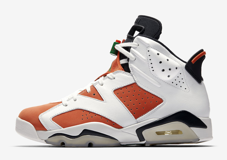 Air Jordan 6 Like Mike Gatorade December 2017