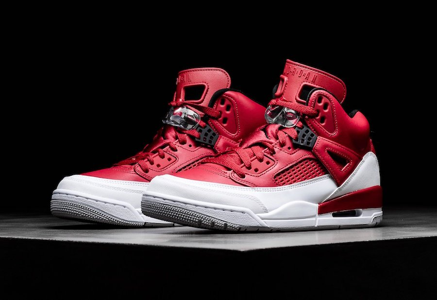 Air Jordan Spizike Gym Red White