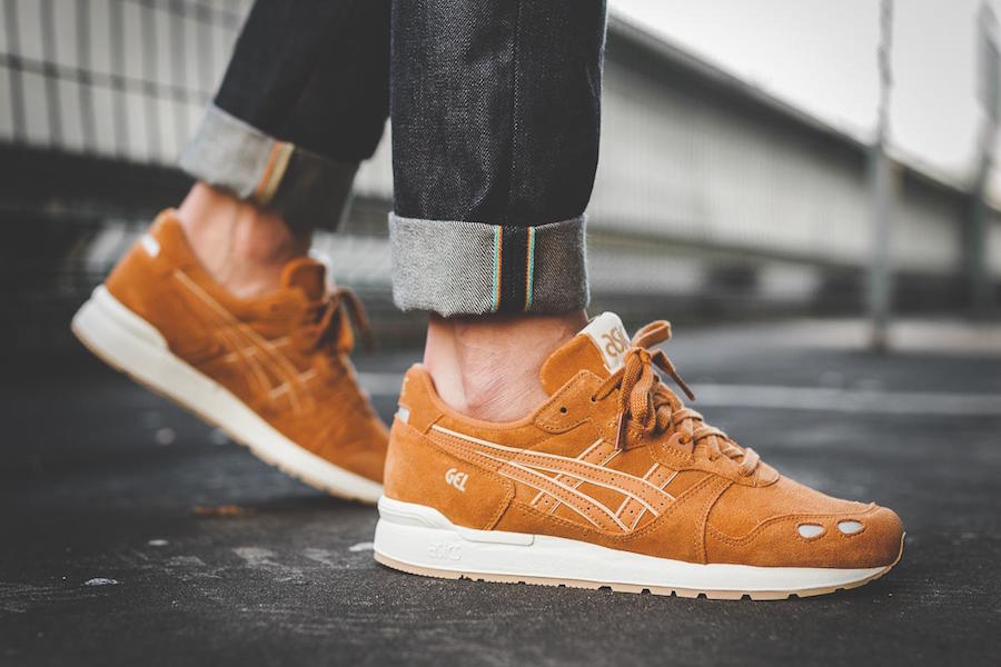 Asics Gel Lyte Meerkat Brown