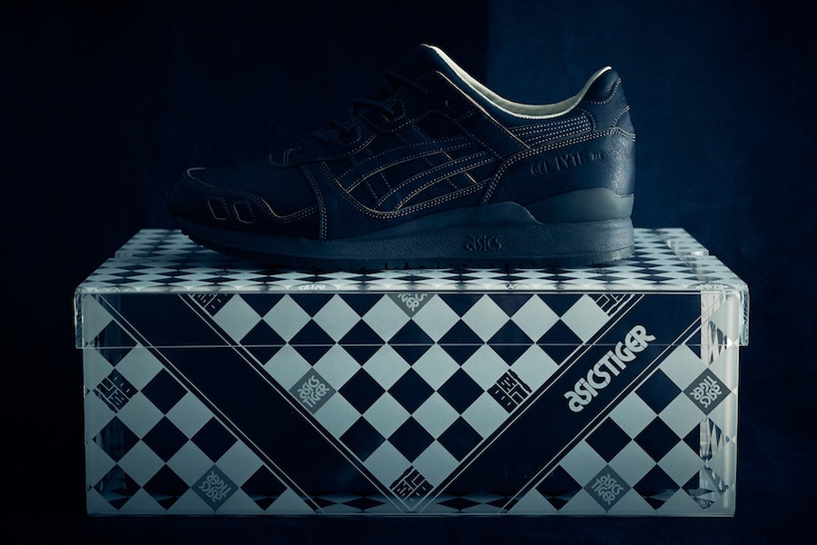 Asics Made in Japan Gel Lyte III Indigo Pack