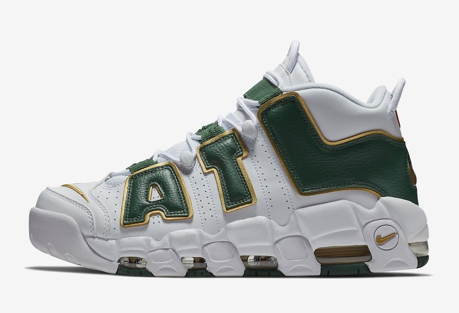 Atlanta Nike Air More Uptempo AJ3139-100