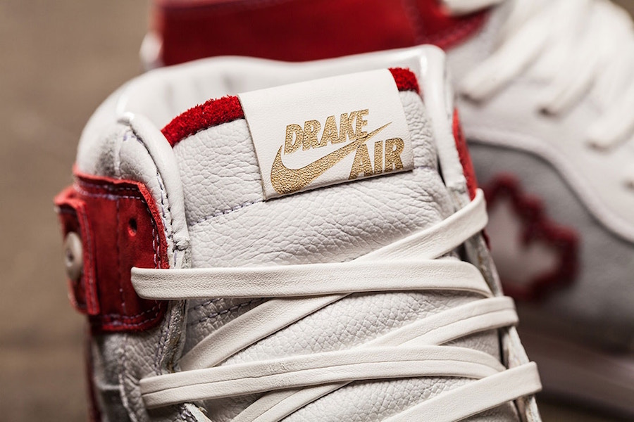 BespokeIND Drake Air Jordan 1 Custom