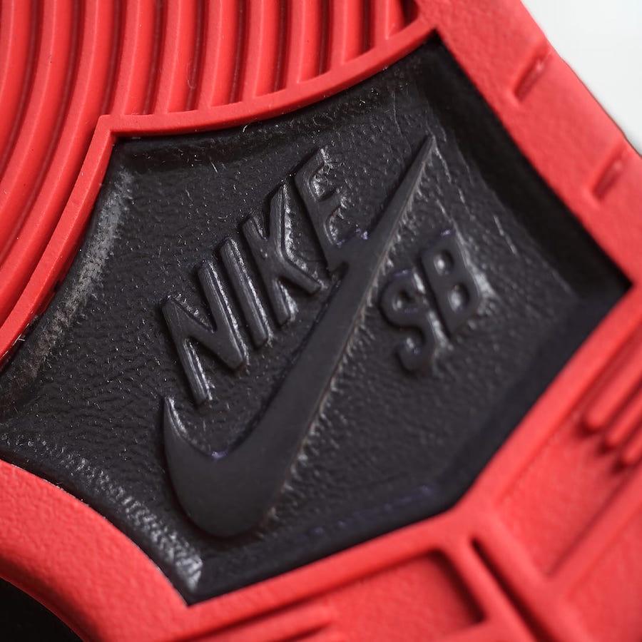 Black Pigeon Nike SB Dunk Low 883232-008