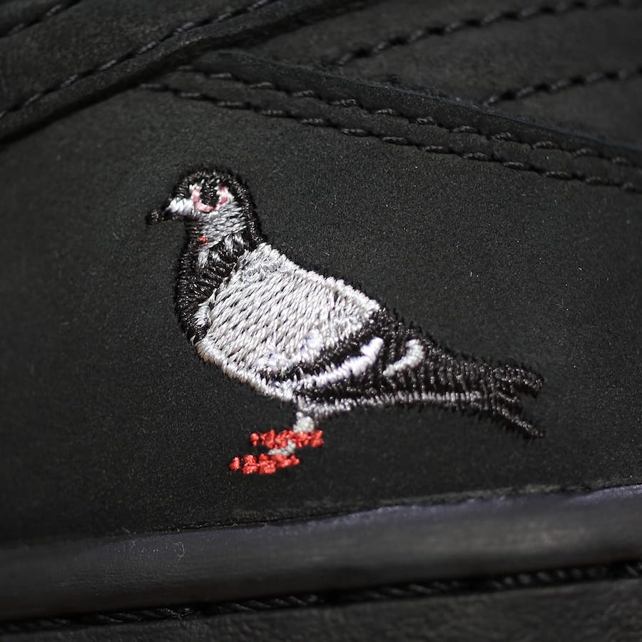Black Pigeon Nike SB Dunk Low 883232-008