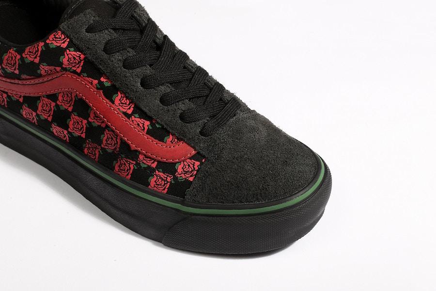 Bodega Vans Sub Rosa Pack Release Date
