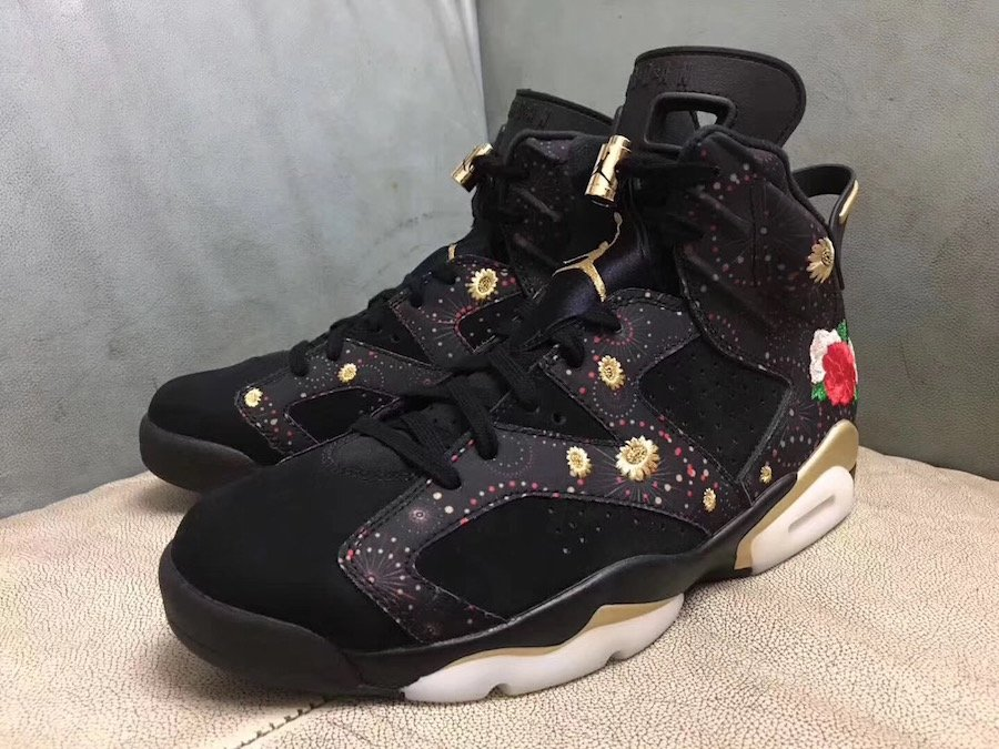 CNY Jordan 6 Retro AA2492-021