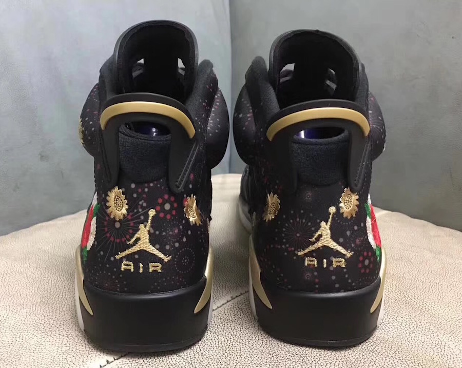 55c558f4502574 Air Jordan 6 CNY Chinese New Year Release Date