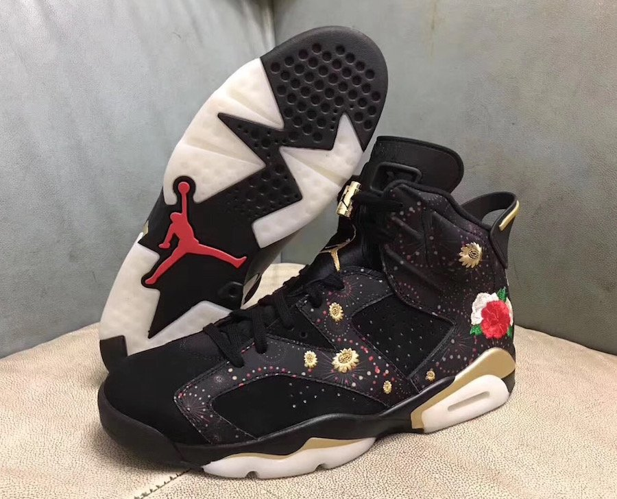 5489d4ac1fc7 Air Jordan 6 CNY Chinese New Year Release Date