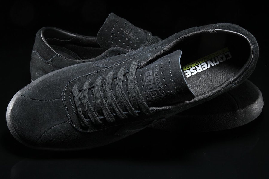 Converse Breakpoint Pro Ox Triple Black