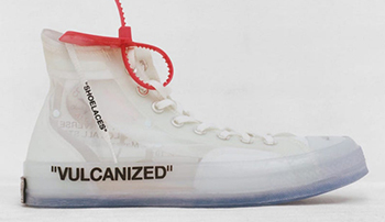 Converse Chuck Taylor Off-White The Ten