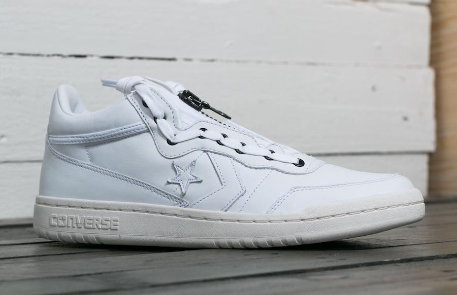 Converse Fastbreak Mid Zippers