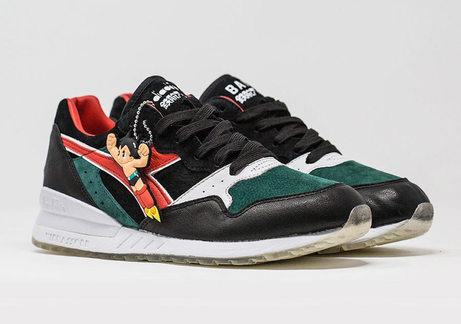 Diadora Astro Boy BAIT Collection