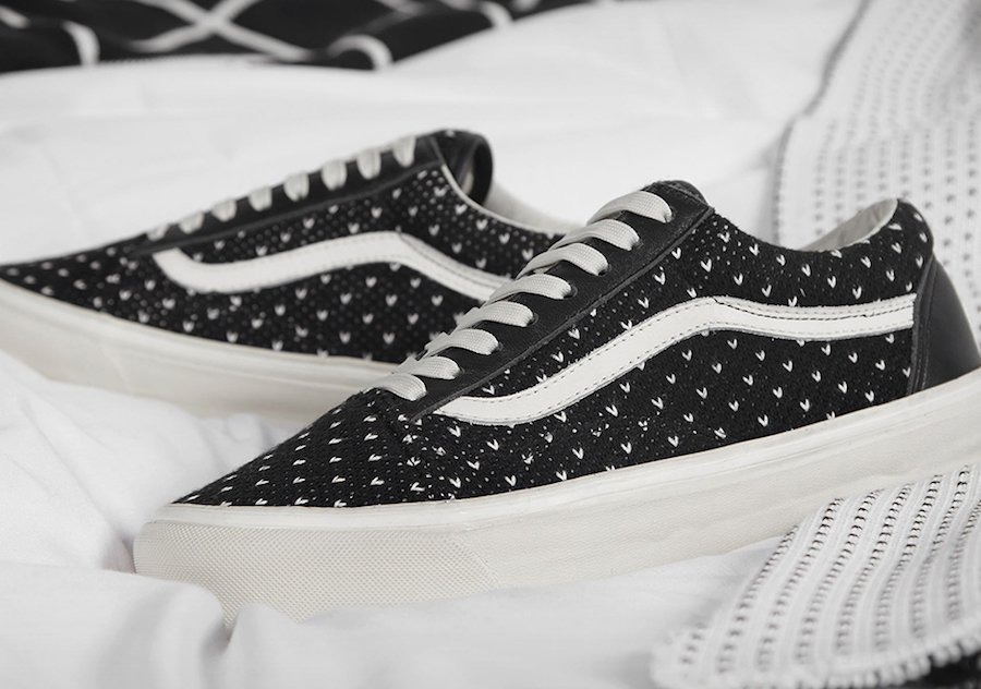 END Vans OG Old Skool LX Nordic Wool Pack
