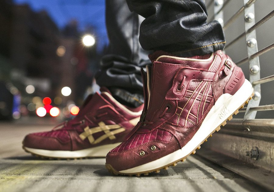 Extra Butter Ghostface Asics Gel Lyte MT Pretty Toney