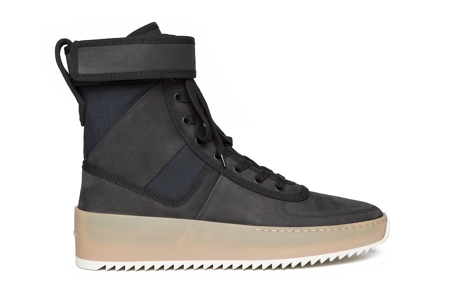 Fear of God Military Sneakers Cyber