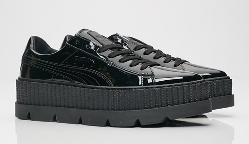 Fenty Puma Rihanna Pointy Creeper Patent Black
