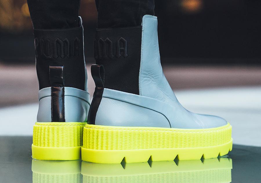 Fenty Rihanna Puma Chelsea Sneaker Boot