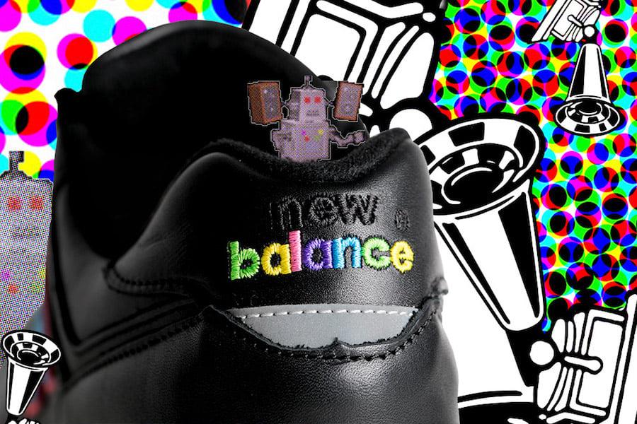 Footpatrol New Balance M576FPF Release Date