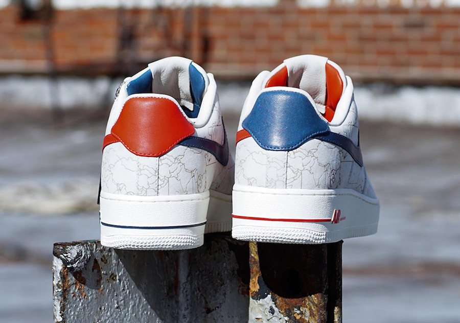 Global Citizen M5 Nike Air Force 1 Low