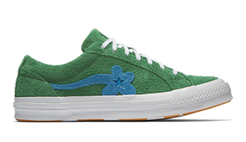 Golf Le Fleur Converse One Star Green