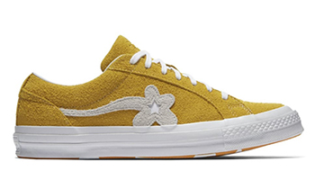 Golf Le Fleur Converse One Star Yellow