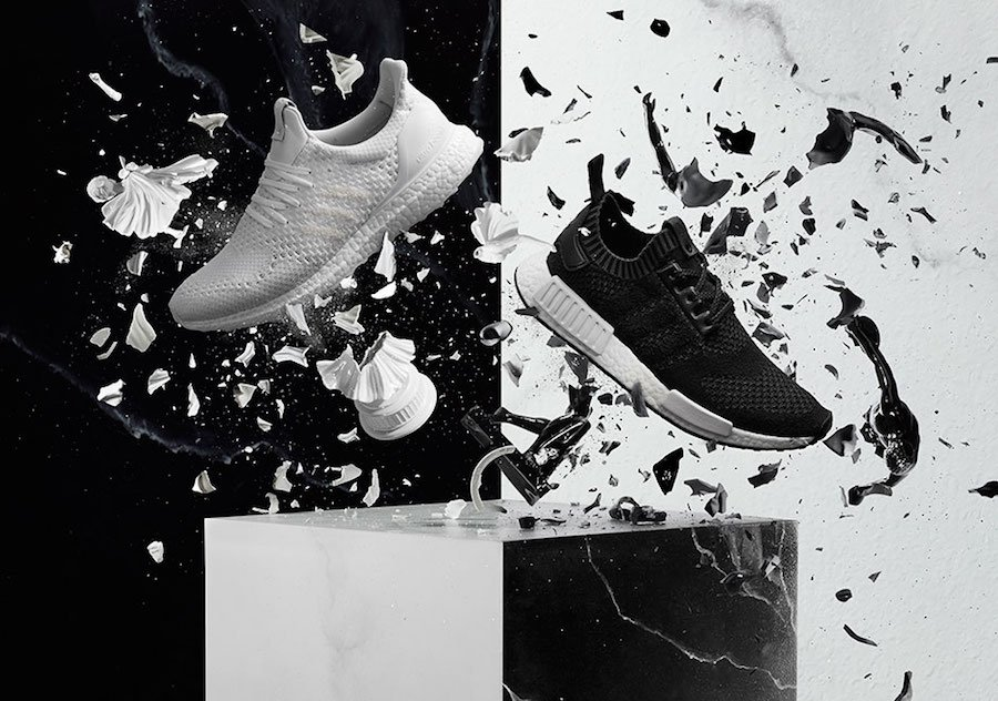 b63b18f1cf8 Invincible x A Ma Maniere x adidas Consortium Features The Ultra Boost and  NMD