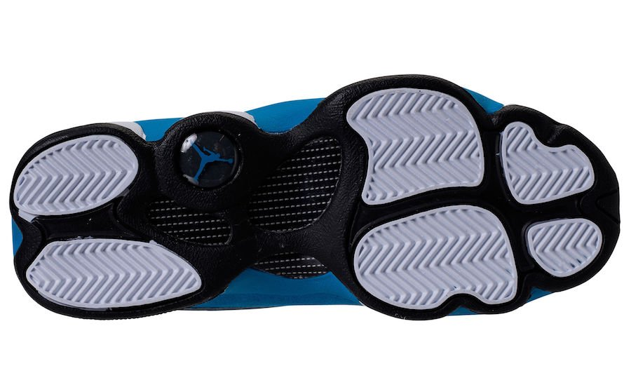 Italy Blue Air Jordan 13