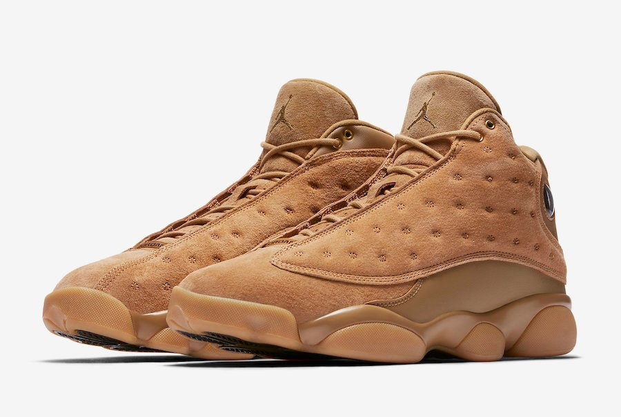 2be260815ca Air Jordan 13 Wheat 414571-705 Release Date | SneakerFiles