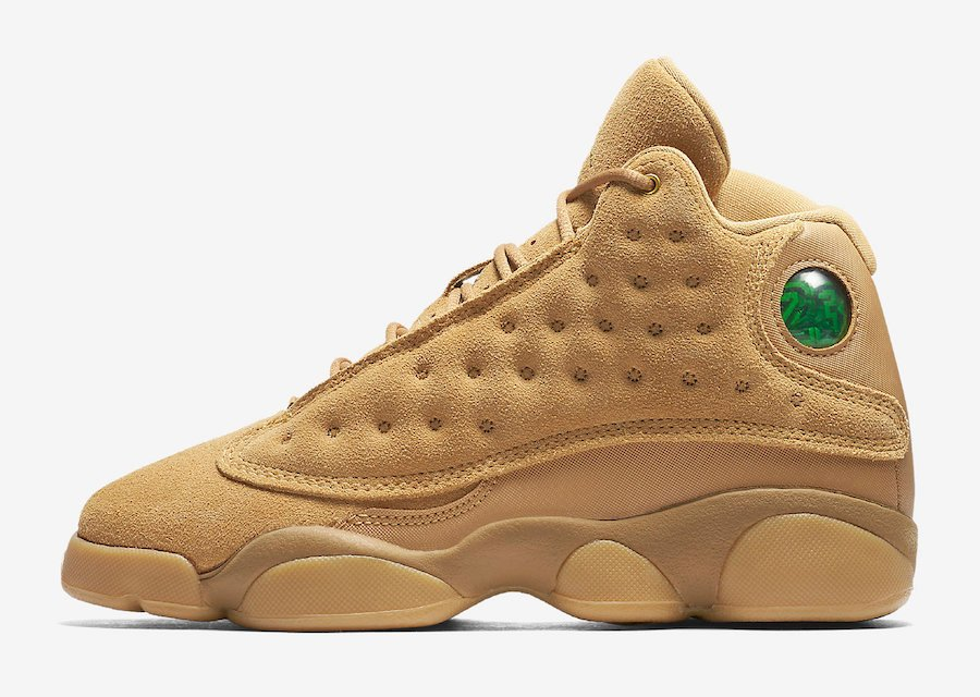 Jordan 13 Wheat Gradeschool 414574-705