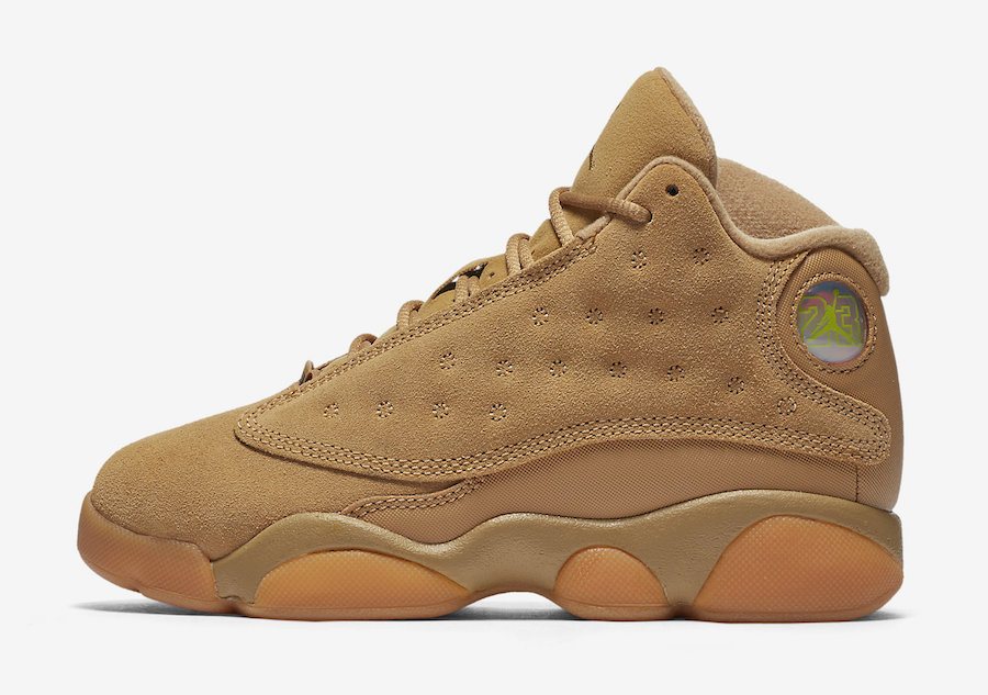 Jordan 13 Wheat Preschool 414575-705