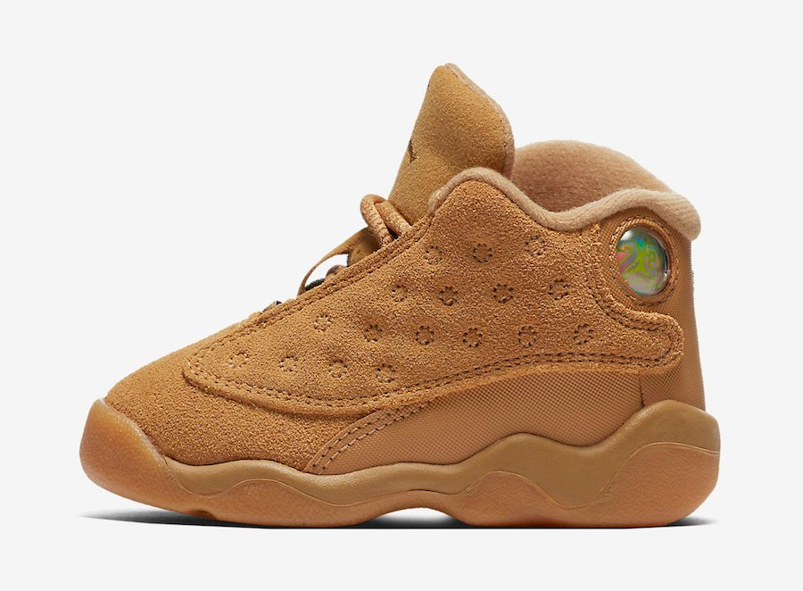 Jordan 13 Wheat Toddler 414581-705