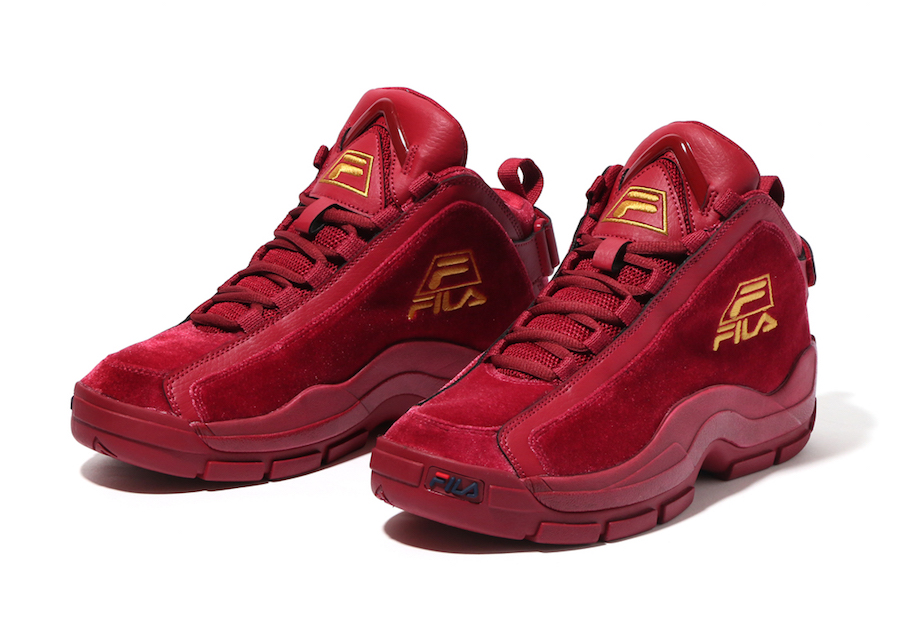Kinetics Fila 96 GL Velour Pack
