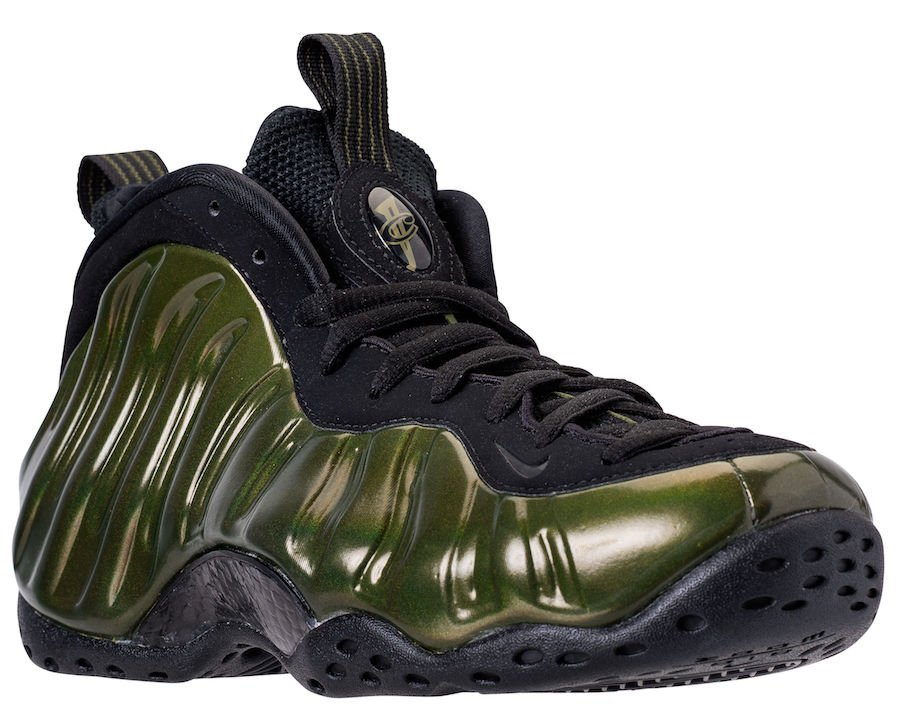Legion Green Nike Foamposite One 314996-301