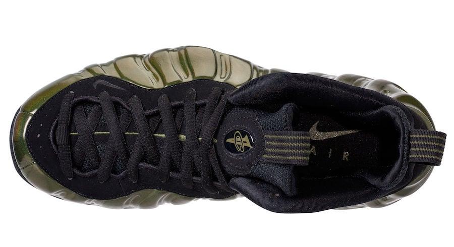 Legion Green Nike Foamposite One 314996-301