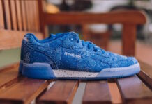 Limited EDT Reebok Workout Plus Low Release Date