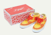 MQQNEYES Vans Collection Hot Rod