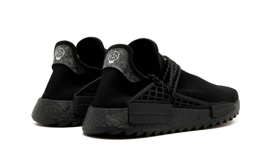 purchase cheap 4aea9 cceef Pharrell adidas NMD Hu NERD Black Release Date | SneakerFiles