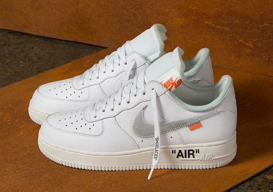 air force 1 x off white