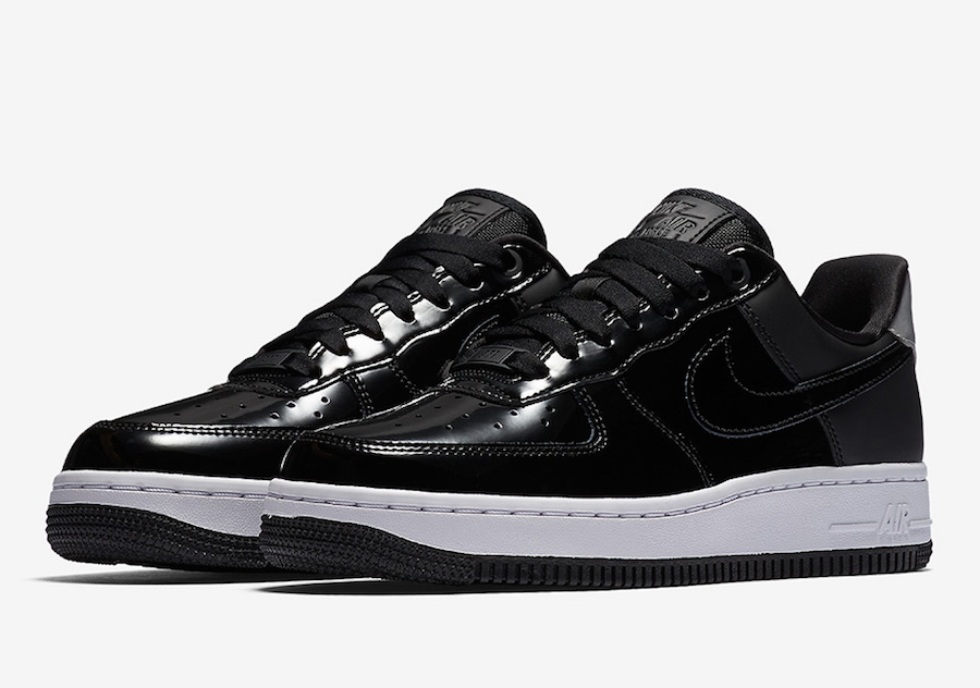Nike AF1 Force is Female Black AH8627-001