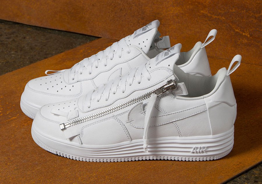 Nike Air Force 1 De Blanco Alto AW1dPYUY