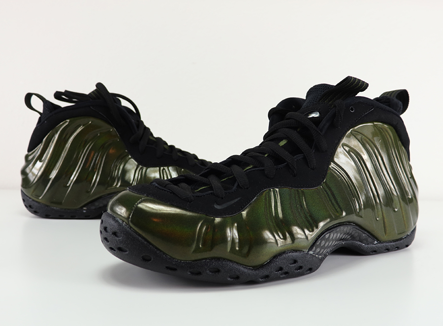 Nike Air Foamposite One Legion Green Review On Feet