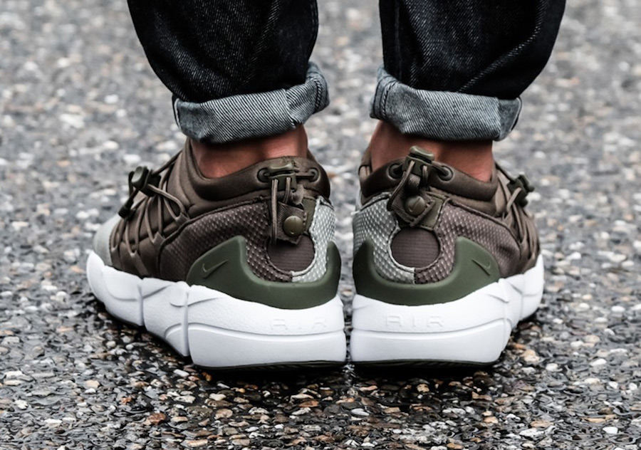 Nike Air Footscape Utility DM Medium Olive AH8525-200