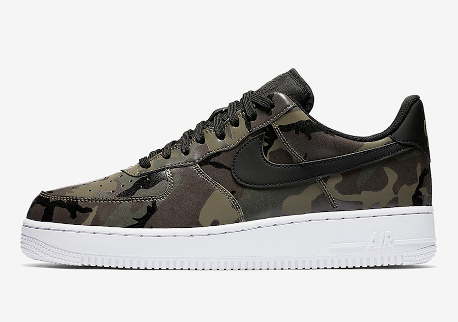 Nike Air Force 1 Low Country Camo 823511-201