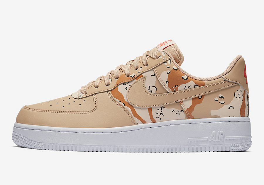 Nike Air Force 1 Low Country Camo 823511-202